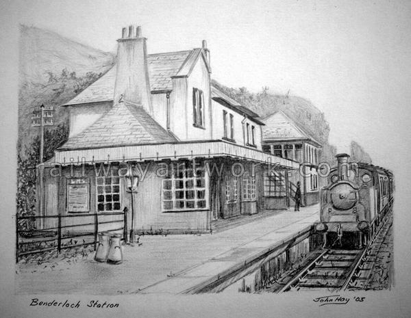 railway station pencil sketch wwwpixsharkcom images